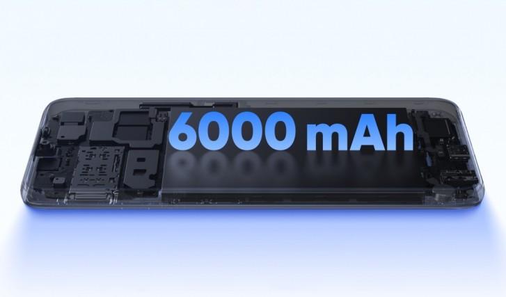 گوشی ریلمی C12 معرفی شد؛ دوربین سهگانه و باتری 6000 میلیآمپر ساعت