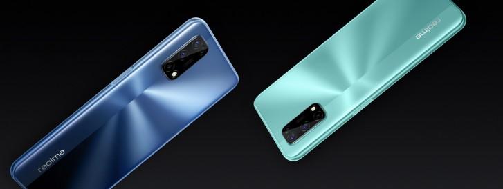 گوشی ریلمی V5 به عنوان ارزانترین گوشی 5G معرفی شد