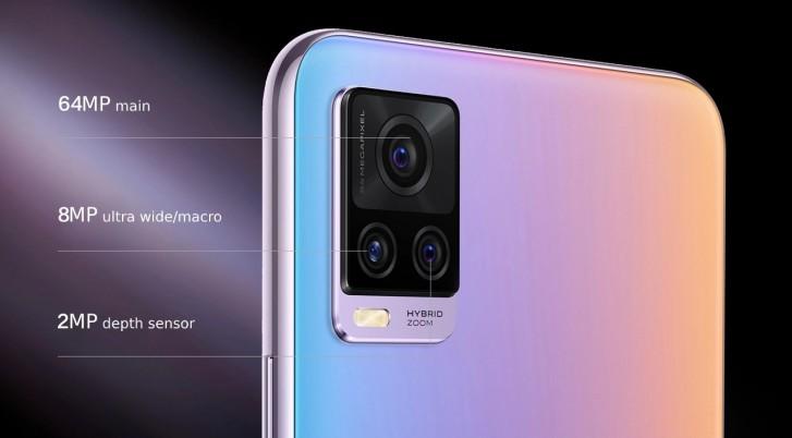 گوشی ویوو اس 7 5G رسما معرفی شد