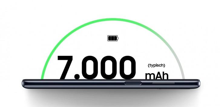 گوشی گلکسی M51 رسما معرفی شد؛ باتری بزرگ 7000 میلیآمپر ساعت