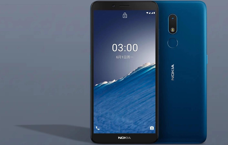 Nokia C3 16/2 GB - گوشی موبایل نوکیا سی ۳
