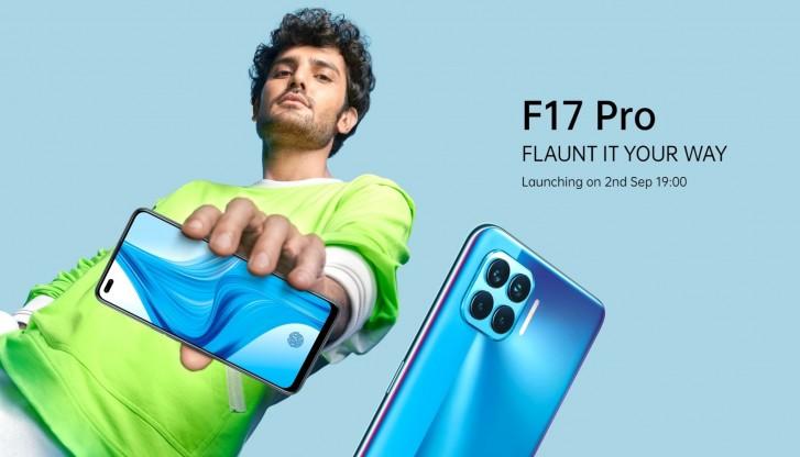 گوشی F17 Pro اوپو رسما 2 سپتامبر رونمایی خواهد شد