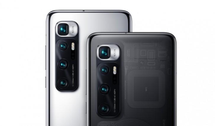 گوشی Mi 10 اولترا شیائومی رسما معرفی شد