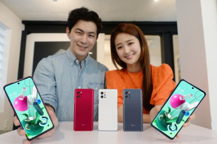 گوشی Q92 5G ال جی رسما معرفی شد