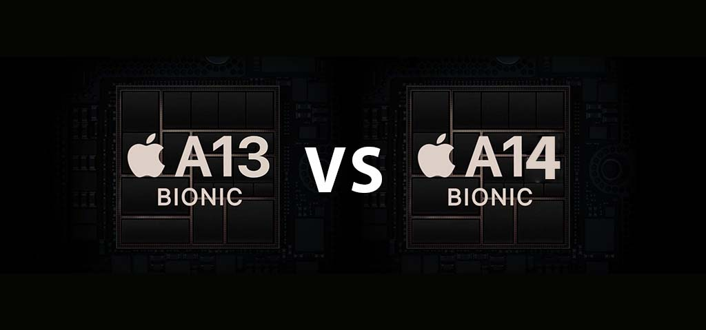 Apple A14 Bionic vs A13 Bionic specification 1