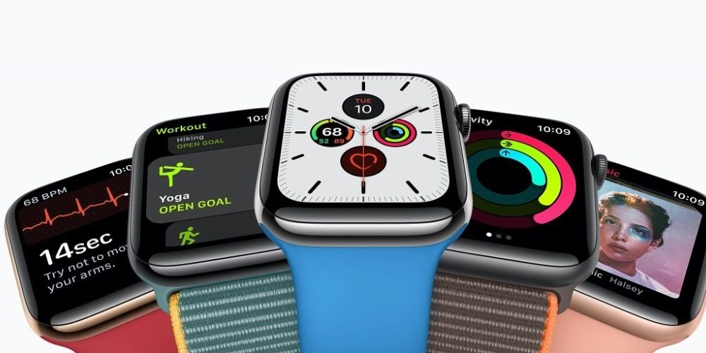 Apple Watch spring 2020
