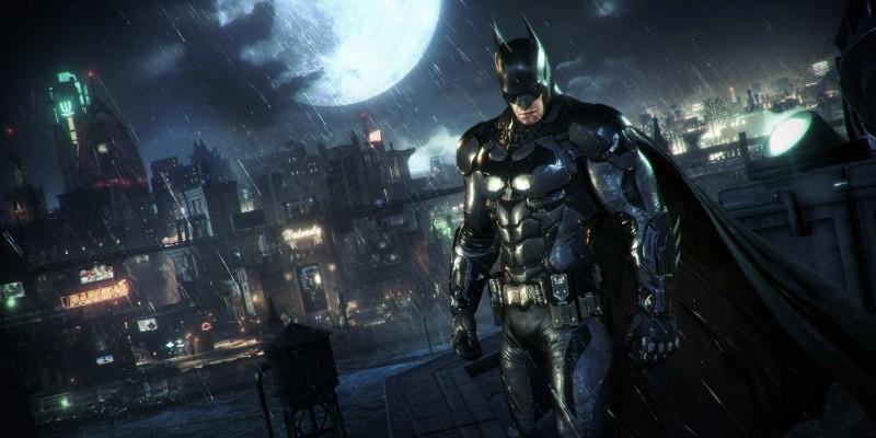 Batman Arkham Knight E3 07 pc games b2article artwork