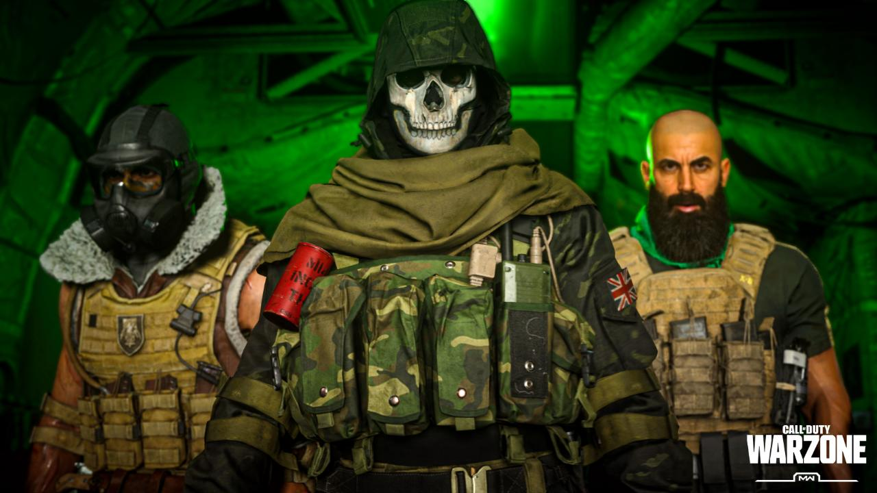 Call of Duty Warzone Titel