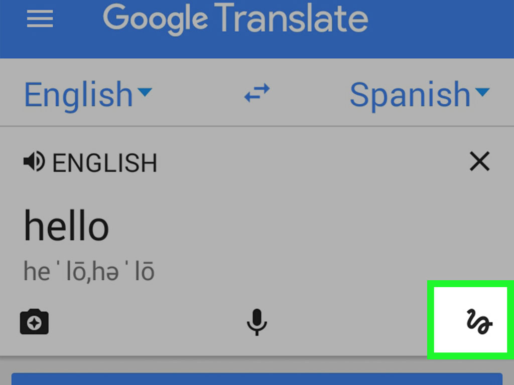 Download a Language for Offline Use in Google Translate for Android Step 22
