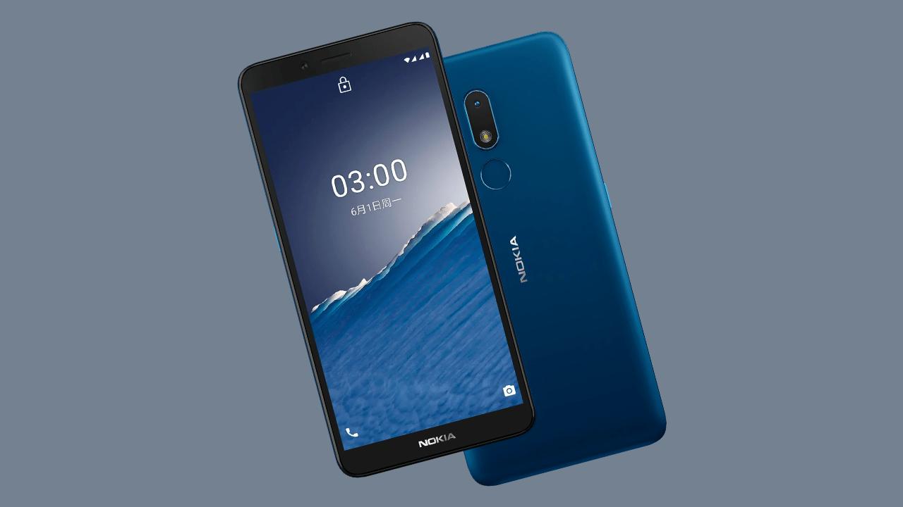 Nokia C3 Official