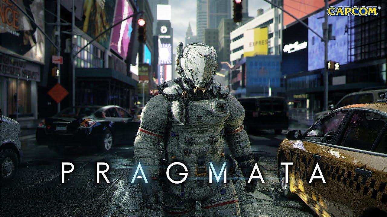 Pragmata pc games