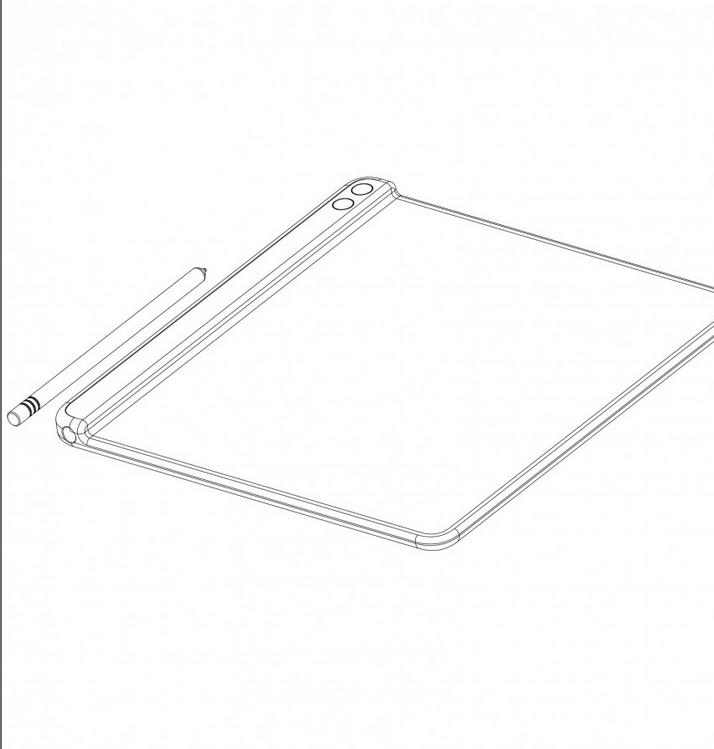 Screenshot 2020 08 10 Huawei Mate X2 to come with an inward folding display