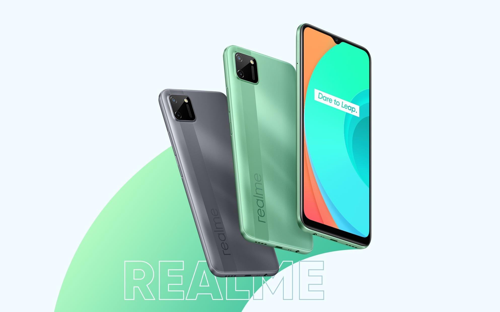 روکیدا - گوشی جدید Realme C12 با باتری 6000 میلیآمپری در انتظار ورود به بازار - Realme, ریلمی, گوشی های ریلمی