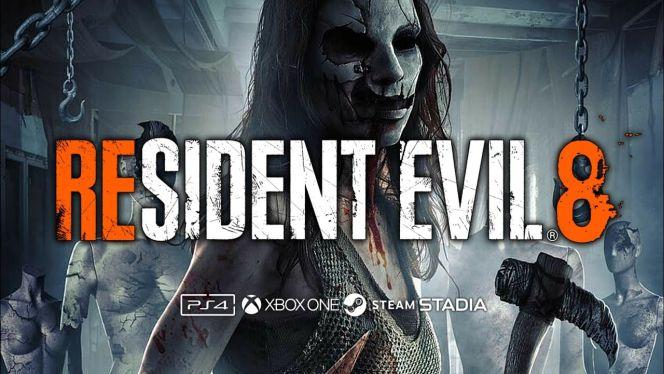the geek Resident Evil 8 1 1
