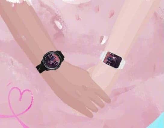 آنر یک ساعت هوشمند جدید با نمایشگر مستطیلی شکل معرفی خواهد کرد