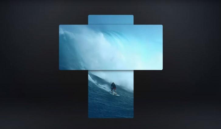 ال جی گوشی با نمایشگر چرخشی LG Wing را 14 سپتامبر معرفی میکند