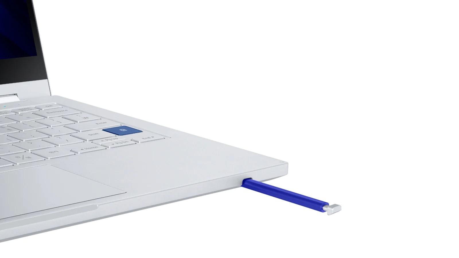 لپ تاپ گلکسی بوک فلکس 5G سامسونگ معرفی شد
