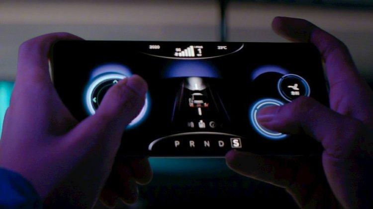 گوشی Mi 10 Ultra شیائومی میتواند یک ماشین را از راه دور کنترل کند!