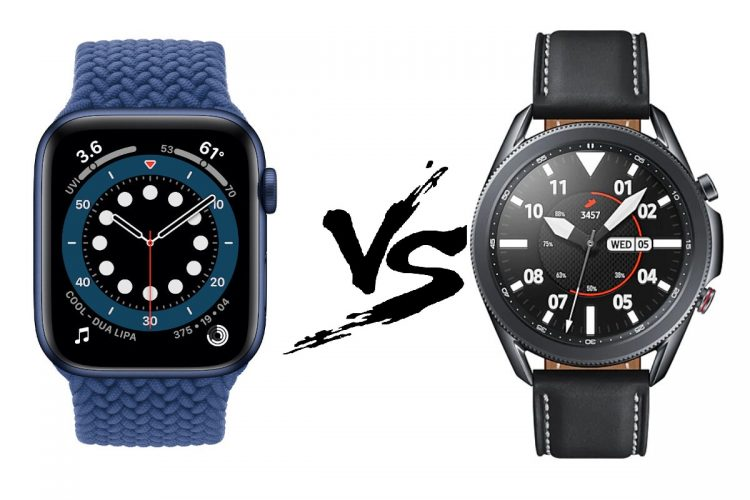Apple Watch Series 6 vs Samsung Galaxy Watch 3 clash of the flagship smartwatches 1