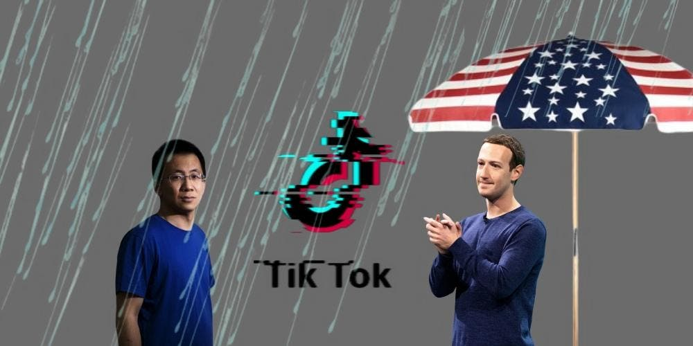 ByteDance TikTok Loses Facebook Gain Feature Newsline DKODING