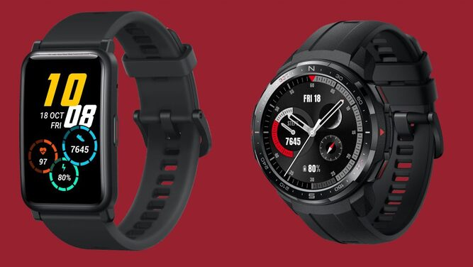 Honor Watch GS Pro And ES Smartwatches