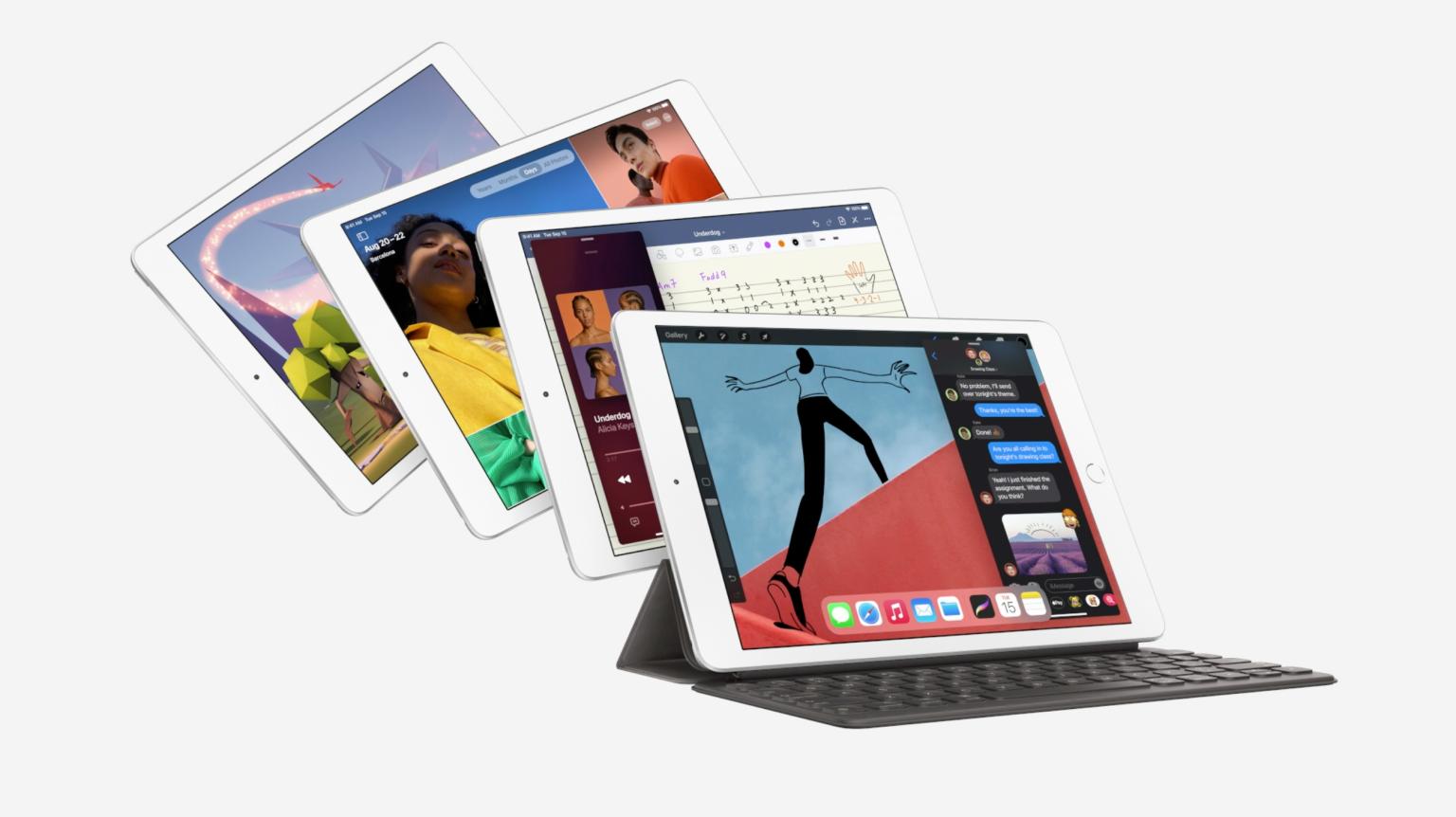 روکیدا - رویداد سالانه اپل: از چه محصول و خدماتی رونمایی شد؟ - iOS 14, آیپد ایر, آیپد نسل 8, اپل تی وی, اپل فیتنس, اپل واچ SE, اپل واچ سری 6, رویداد سالانه اپل