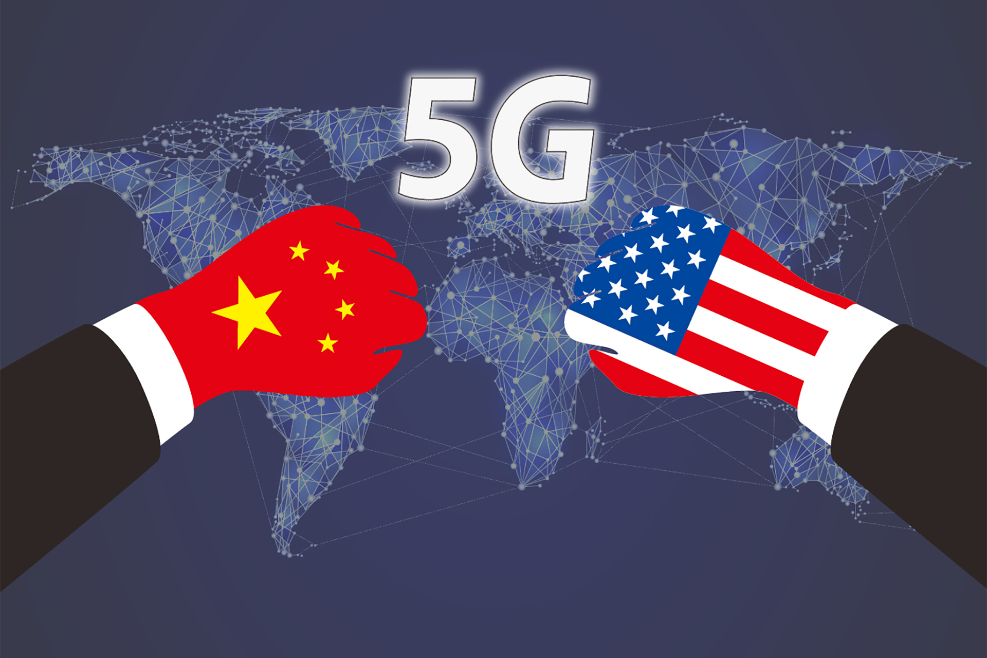 US China 5G
