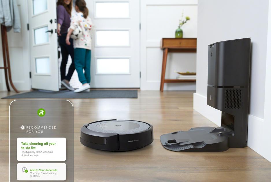 روکیدا | با ربات خانگی Roomba i3 نظافت را به دست هوش مصنوعی بسپارید | ربات Roomba i3, ربات خانگی