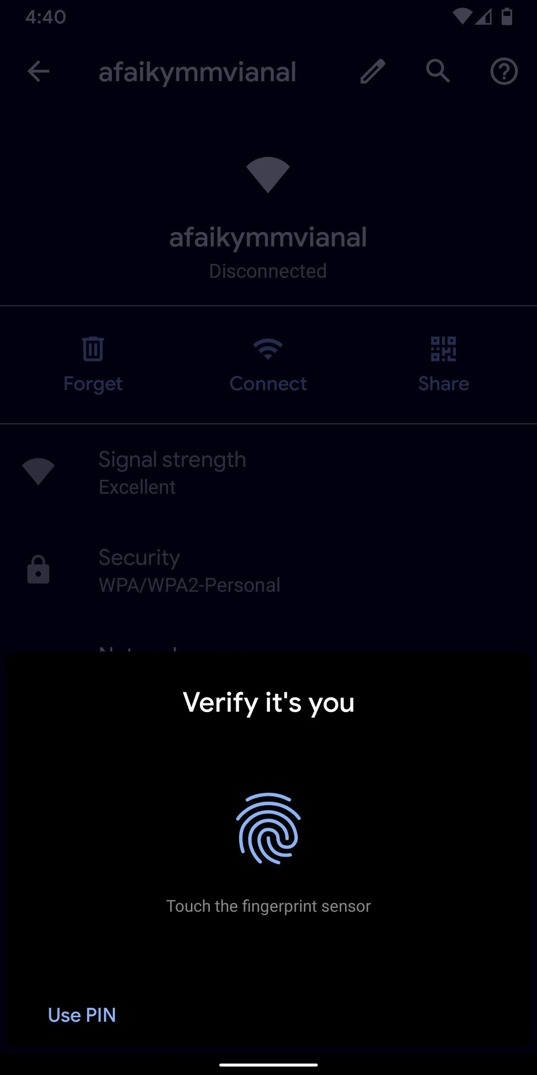 see passwords for wi fi networks youve connected your android device.w1456 1 1