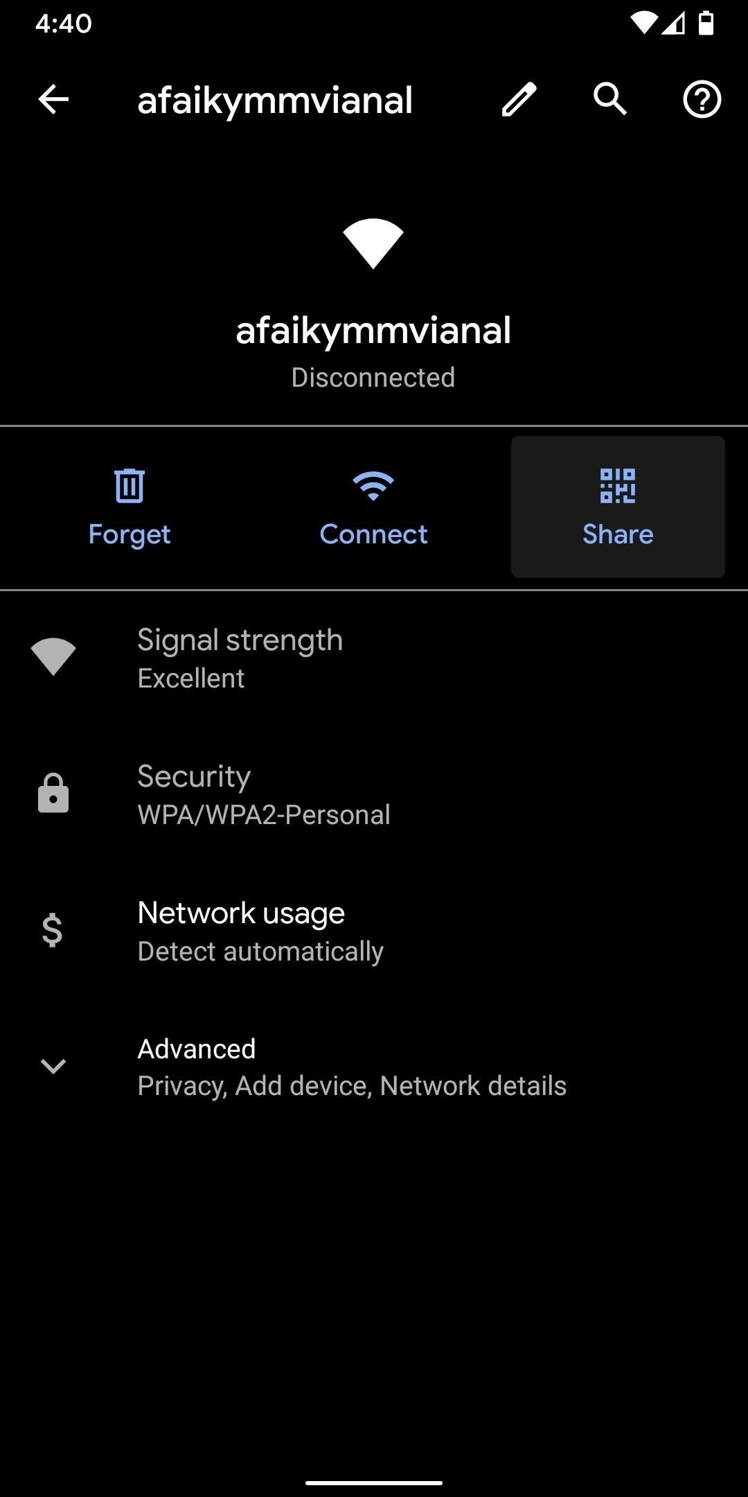see passwords for wi fi networks youve connected your android device.w1456 1