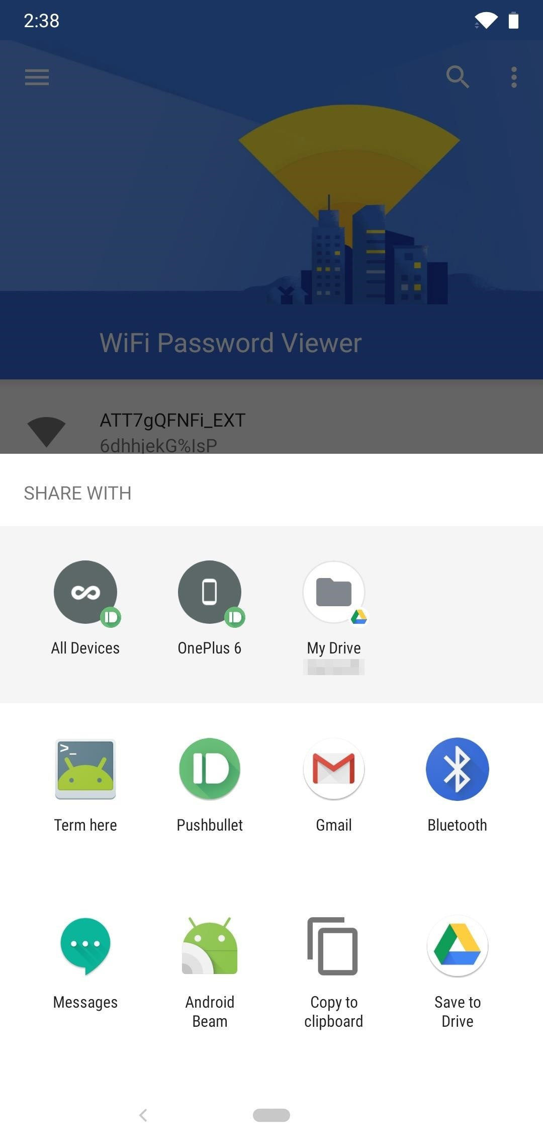 see passwords for wi fi networks youve connected your android device.w1456 3 1
