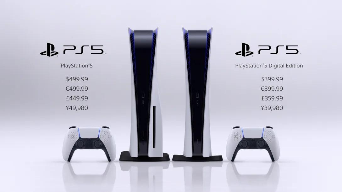 روکیدا | تاریخ عرضه و قیمت پلی استیشن 5 مشخص شد؛ رقابت به اوج خود میرسد! | PS5, ایکس باکس سری S, ایکس باکس سری ایکس, سونی, مایکروسافت, پلی استیشن 5, کنسول بازی