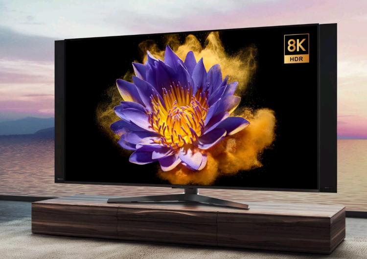 تلویزیون هوشمند جدید 82 اینچ شیائومی