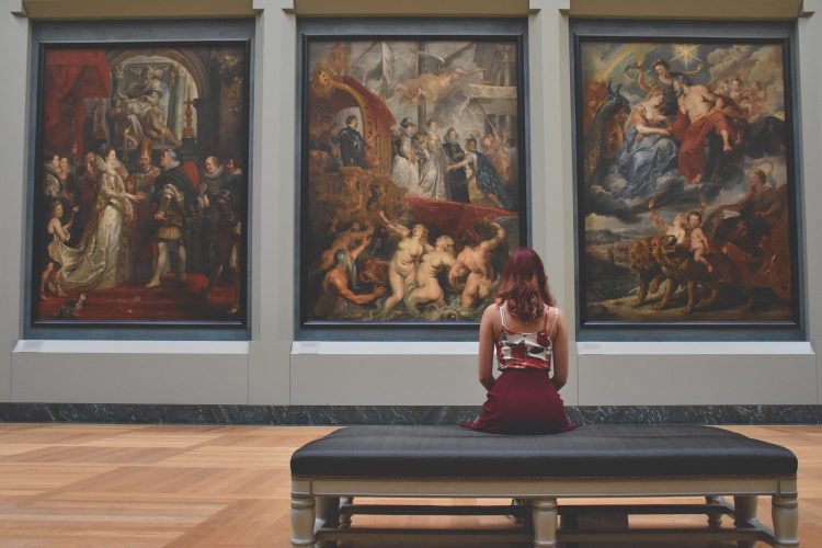 بررسی نقاشیها توسط ریاضیات