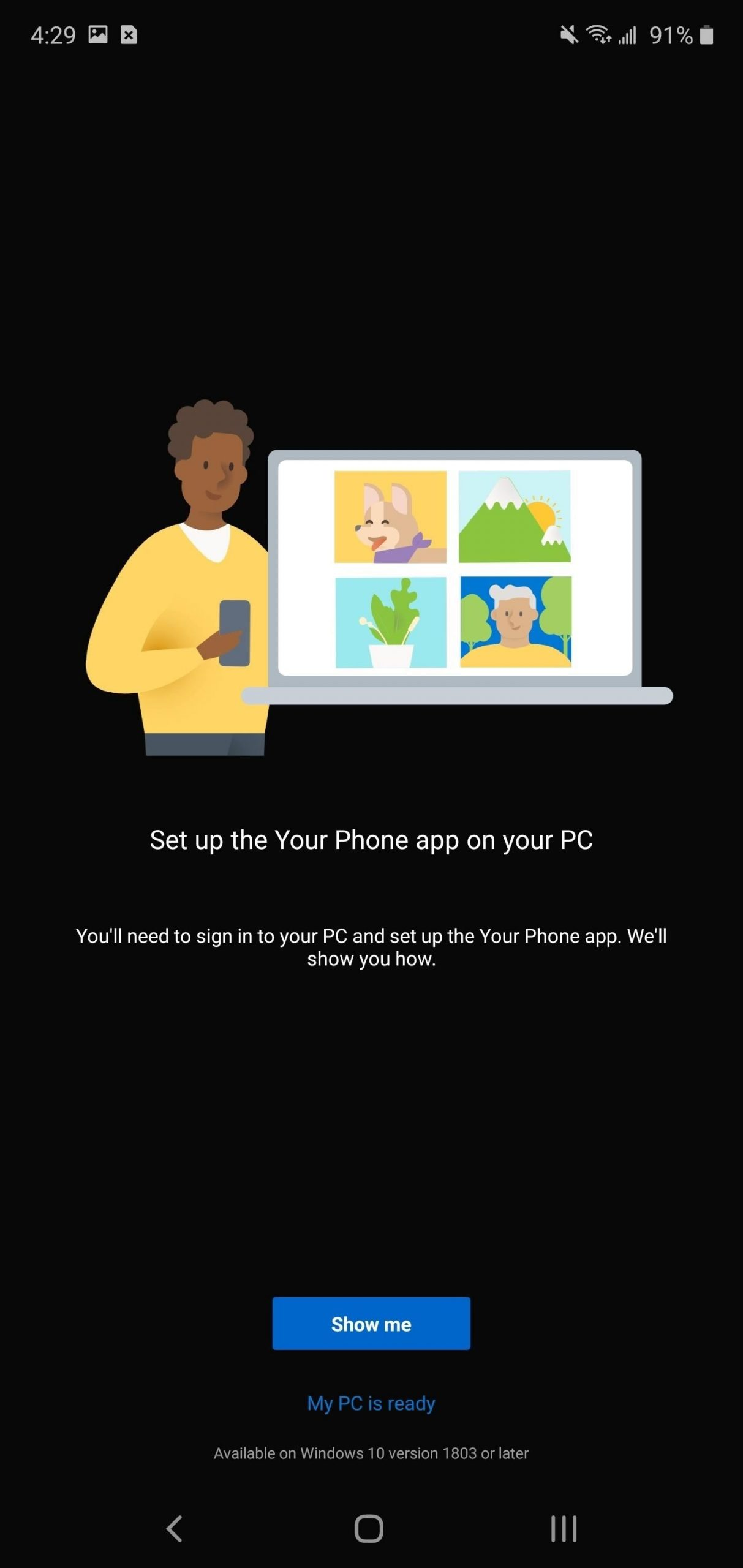 cast your samsung galaxys screen your windows pc.w1456 3 scaled