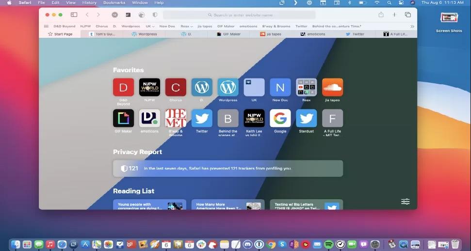 روکیدا | بررسی نسخه بتا سیستم عامل macOS Big Sur: نگاهی جدید و جسورانه به آینده Mac | iOS 14, macOS, اپل, سیستم عامل, سیستم عامل جدید