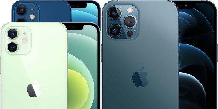iphone12family
