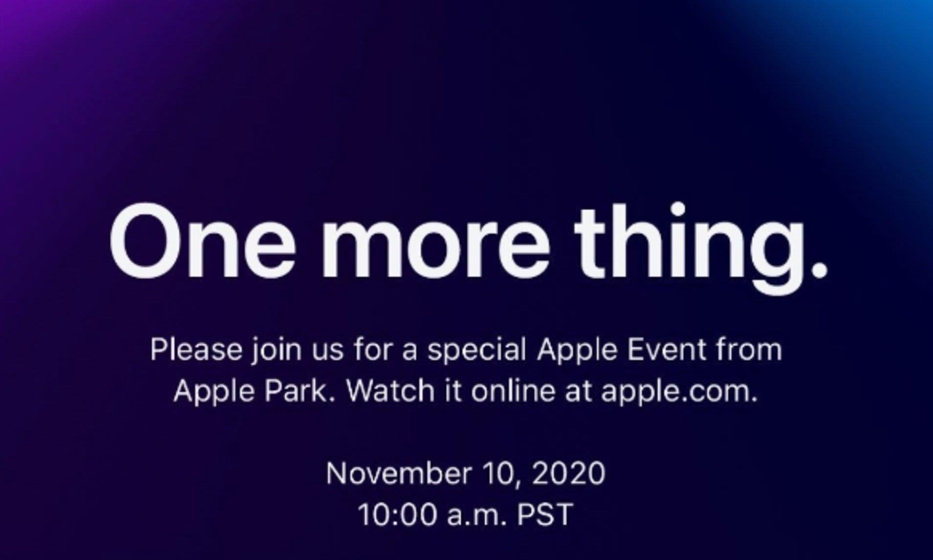 روکیدا | آخرین رویداد اپل در سال 2020 با چه محصولاتی همراه خواهد بود؟ | آی مک, آیفون, اپل, مک بوک, مک بوک ایر