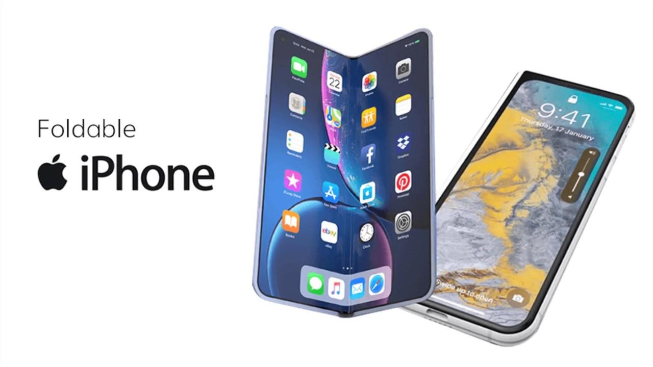 روکیدا | آیا آیفون تاشو اپل در راه است؟ |