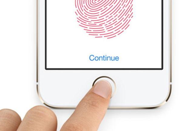 اپل در تاچآیدی یک دست با نمایشگر ممکن است از تکنولوژی آیآر استفاده کند.