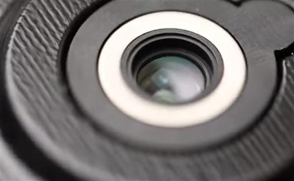 شیائومی و معرفی یک دوربین جمع شونده به سبک قدیمی