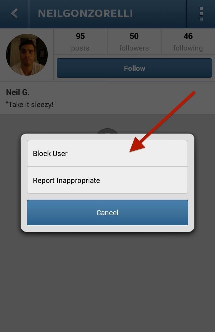 چطور جلوی کاربران را در فرستادن تصویر و ویدئو در دایرکت اینستاگرام بگیرید؟