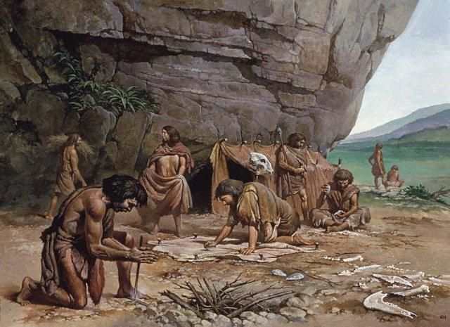 روکیدا | انسانهای اولیه: انگشتان ما با آنها تفاوت دارد؟ | باستان شناسی, محیط زیست
