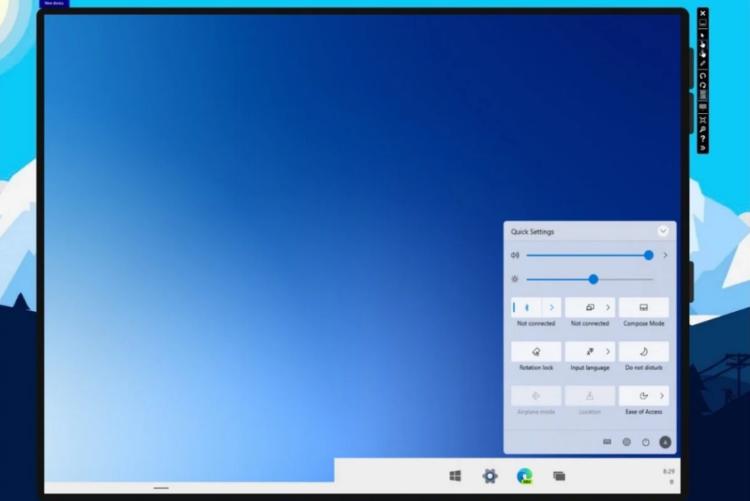 ویندوز 10X: لپ تاپ شما با چشم باز به خواب میرود!