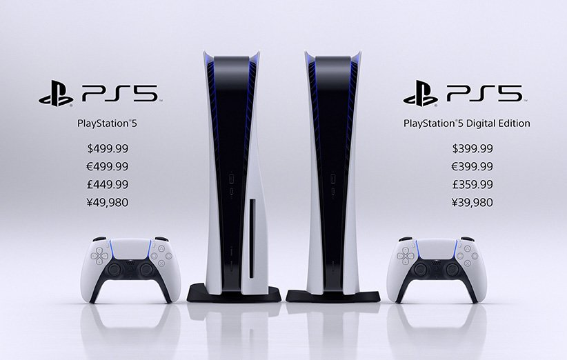 PS5 Official Price