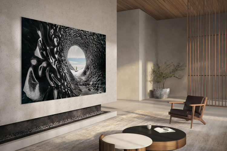 Samsung MicroLED TV 110 Inch