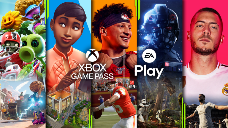 Still Image Xbox Game Pass 1 EA Play Title Cards Logos 768x432 1