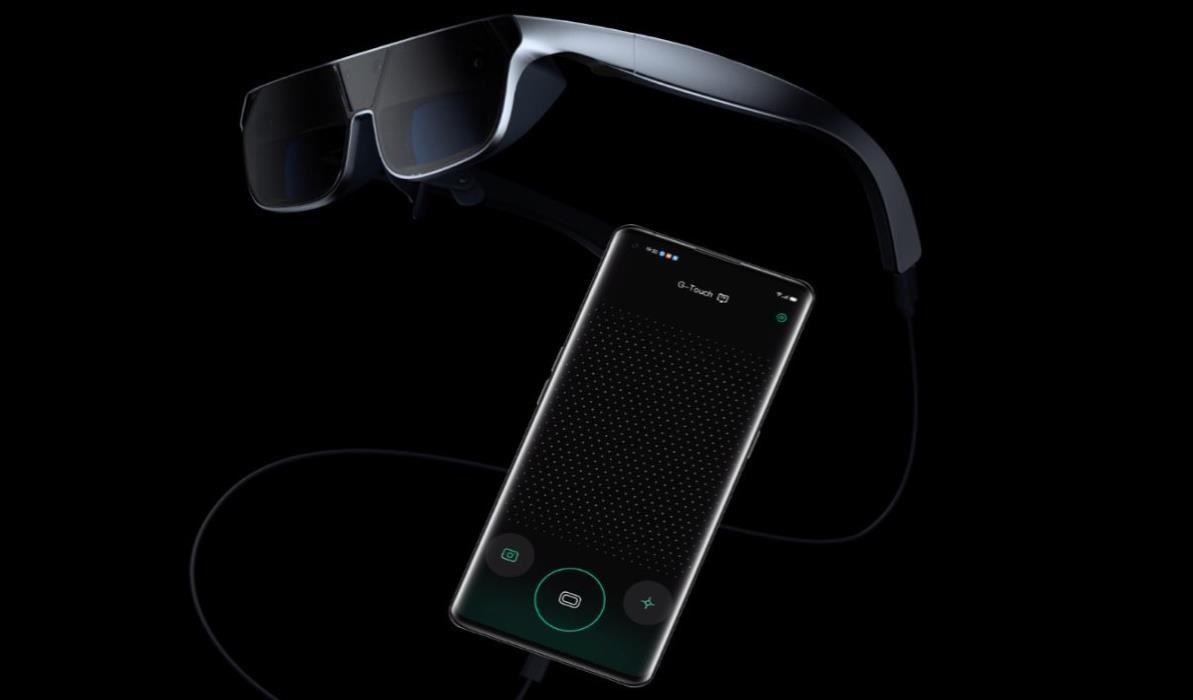 اوپو به بازار عینکهای واقعیت افزوده وارد میشود؟