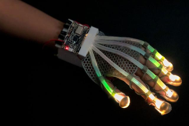بالاخره میتوانیم واقعیت مجازی را لمس کنیم!