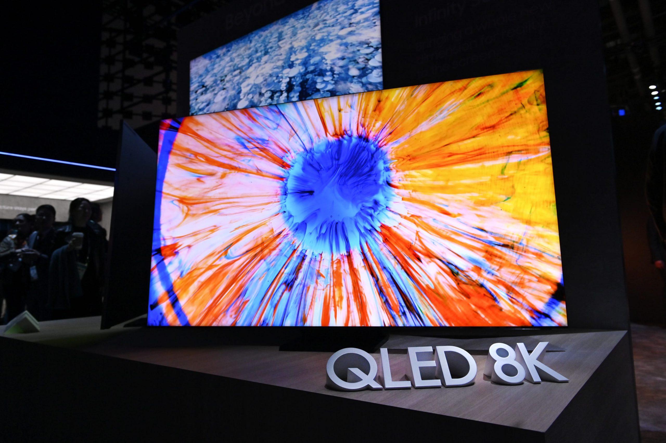 روکیدا   تلویزیون های جدید الجی با چه فناوری نمایشگری عرضه خواهند شد؟   تلویزیون, سامسونگ